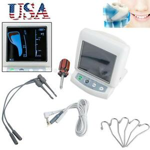 color Lcd Dental Dentist Endodontic Apex Locator Root Canal Meter From Usa New