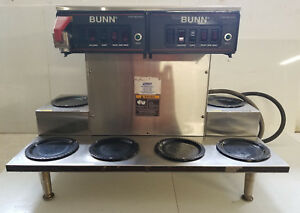 Bunn Cwtf 0 6 Twin 6 Warmer Cwtf Series Cw Carafe Restaurant Coffee Burner Caraf