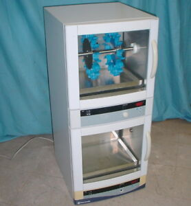 Fisher Scientific Isotemp Hybridization Incubator Dual Chamber Variable Speed