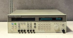 Hp Agilent Keysight 83731a Synthesized Signal Generator