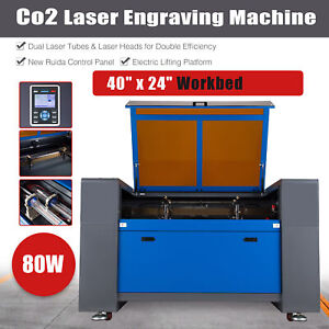 60w Co2 Laser Engraving Cutting Machine Laser Engraver Cutter Arts And Crafts