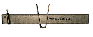 Jbee Sc 1 6 Stainless Steel Scriber Sheet Metal Wimco Quick Set American Made