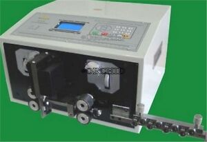 Swt508 e Computer Wire Peeling Striping Cutting Machine Lcd Display 0 1 0 8 Mm K