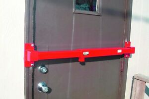 Job Office Door Lock Keyed For Site Utility Semi Trailer Security Warehouse