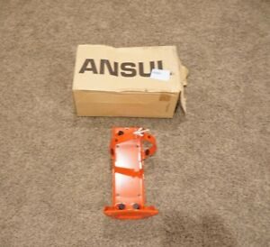 New Ansul 429878 R 102 System 3 Gallon Tank Bracket Red Ships Free