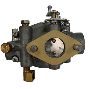 Marvel Schebler Carburetor For Ford Tractors Jubilee Naa Nab Eae9510c