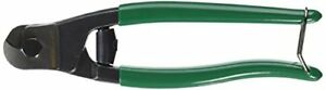 Greenlee Wire Cable Cutter Heavy Duty Forged Metal Steel Blade Cushioned Grips