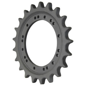 Prowler Bobcat 331 18 Hole Drive Sprocket Replaces 9 And 12 Hole Designs