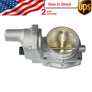 Throttle Body For Chevy Gm Chevrolet 12605109 Ls3 Ls7 L99 90mm Corvette Camaro