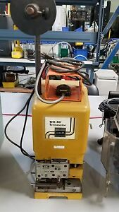 Molex Crimp Machine Model Tm 40 D