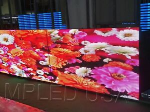 Ul Wi fi P5 Mm 152 X 50 Full Color Ip65 Led Digital Sign Outdoor usa Seller