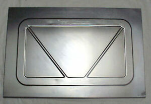 1928 1929 Model A Ford Pickup Truck Lower Back Panel