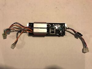 Whelen Edge 9000 Eb6 Lightbar Strobe Power Supply 6 Head Working