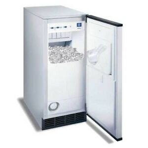 Manitowoc Sm 50a Commercial Undercounter Ice Machine Maker