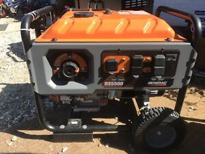 Brand New In The Box Generac Rs 5500 Generator 699