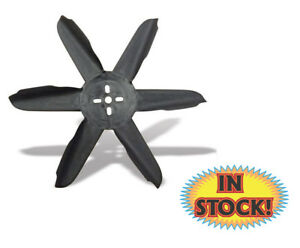 Flex A Lite 417 Nylon Engine Driven Fan 17 D Black