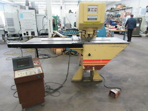 Strippit Custom Ag 18 30 Cnc Punch Press