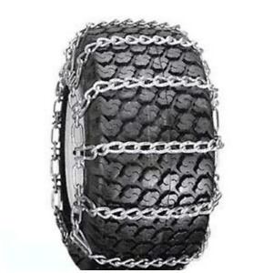 Snow Tire Chains For Atv Snow Blower Thrower 2 Link 4 00 X 4 80 X 8