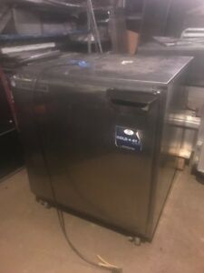 Beverage Air Undercounter Refrigerator Send Best Offer