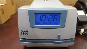 Pyramid 3500 Digital Time Clock