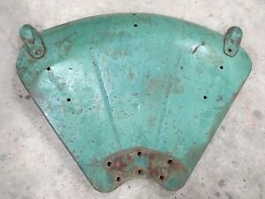 Oliver 66 Row Crop Fender very Rare