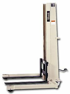 Hydraulic Pallet Stackers Foot Pedal Lift Hss4276