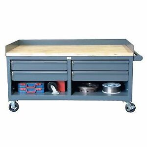 Stronghold Benchmax Heavy Duty Mobile Cabinet Workbenches Benchmax f 60