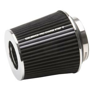 Edelbrock Air Filter 43640 Pro flo Conical Black 6 700