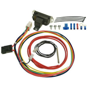 Derale Engine Coolant Fan Temperature Switch 16759 Radiator Probe