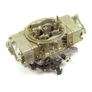Holley Carburetor 0 80511 1 4150 Hp 830 Cfm 4bbl Mechanical Gold Dichromate