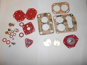 Solex 30 Paai Carburetor Service Kit