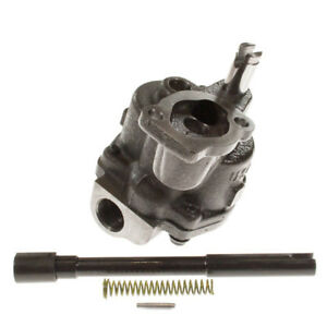 Melling Engine Oil Pump 10551st Shark Tooth High Volume For Chevy 262 400 Sbc