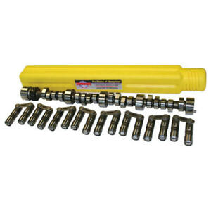 Howards Camshaft And Lifter Kit Cl110255 10 Hydraulic Roller For 262 400 Sbc