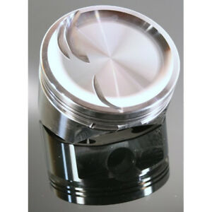 Dss Racing Piston Set 3537sx 4030 Sx 4 030 Forged Dish For Ford 408w Stroker