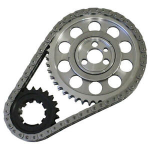 Howards Cams Timing Set 94700 9 Keyway Double Roller Billet Steel For Chevy Sbc