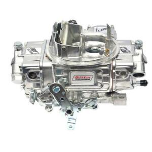 Quick Fuel Carburetor Sl 600 Vs Slayer 600 Cfm 4bbl Vacuum Secondary Polished