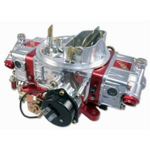 Quick Fuel Carburetor Ss 830 Super Street 830 Cfm 4bbl Mechanical Red polished