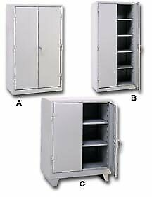 Deluxe Lyons Extra Heavy Duty Steel Cabinets H1110
