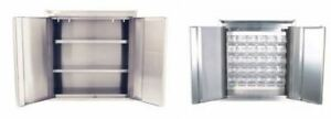 Wall Mounted Stainless Steel Cabinets Ss0wm bn 301230