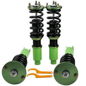 Tct Coilovers Kit For Honda Accord 90 97 Shock Absorbers Struts Acura Cl 97