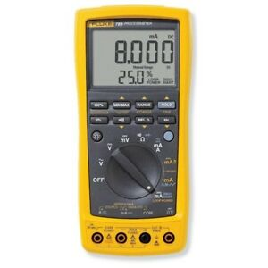 Fluke 789 Process Calibrator And Multimeter Hart Mode With Loop Power