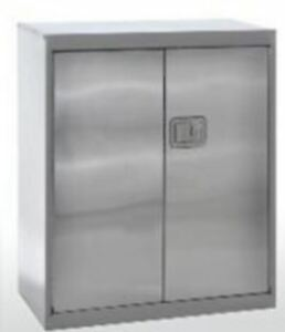 Stainless Steel Counter Height Cabinets Ss cc pad