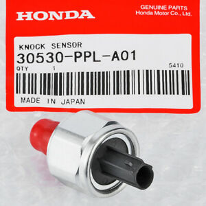 Knock Sensor For Honda Accord Civic Cr V Element Acura Rdx Rsx 30530 Ppl A01