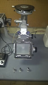 Reichert Mef2 Inverted Stage Microscope