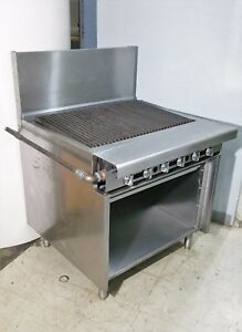 Imperial Ihr rb Commercial Heavy Duty Gas Radiant 36 Charbroiler