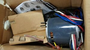 Emerson 1390 Direct Drive Blower Motor 1 4 Hp 1050 3 Spd K48hxstz 3519 New E3