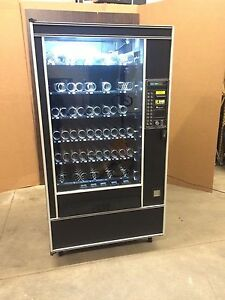 Ap 113 Snack Machine 5 Wide Dual Spiral Led 1 s 5 s National