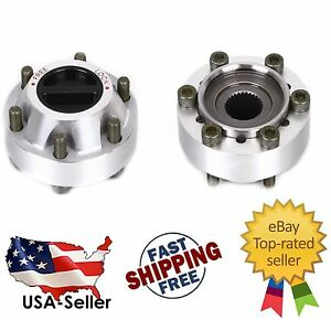 Hubs For Nissan Patrol Safari Mk Mq P40 W 29 Splines Y160 Y260