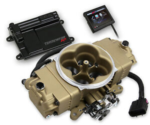 Holley Terminator stealth Efi 4bbl Fuel Injection Complete Fuel System