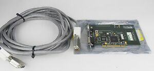 Waters Micromass Pci Tdat Pcb Card With Tdat Cable